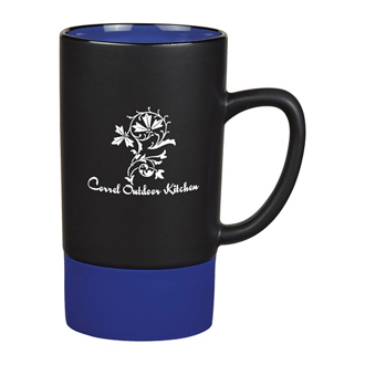 Customized Tall Latte Mug - 16 oz