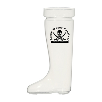 Customized German Boot Cup - 30 oz