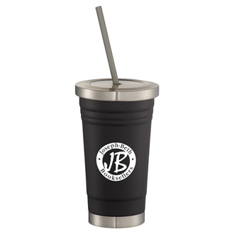 Customized Beck Stainless Vacuum Tumbler - 16 oz