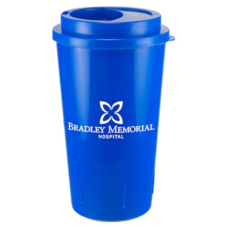 Customized Cypress Double Walled Tumbler - 16 oz