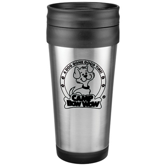 Customized Stainless Steel Budget Tumbler - 14 oz
