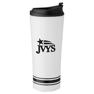 Customized Tira Stripe Tumbler - 16 oz