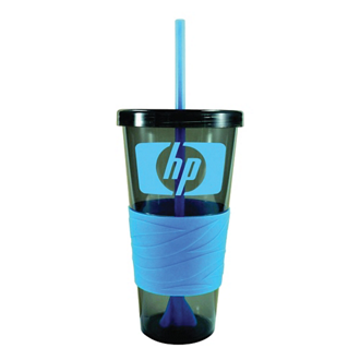 Customized Neon Revolution Tumbler - 24 oz