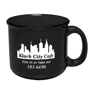 Customized 15 oz. Ceramic Campfire Mug