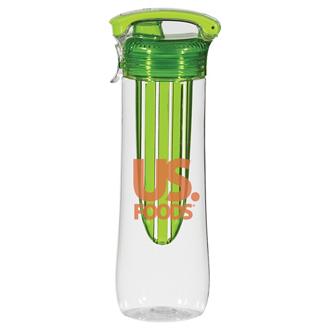 Customized Tritan Flavor-Lock Infuser Bottle - 26 oz