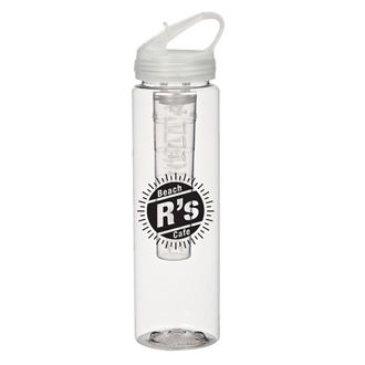 Customized Poly-Clean™ Ice Chill'R Sports Bottle - 32 oz