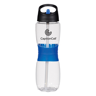 Customized Tritan™ Hourglass Sports Bottle - 25 oz