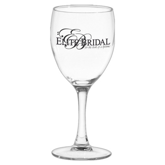 Customized Nuance Collection Wine Glass - 8.5 oz