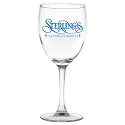 Customized Nuance Collection Goblet Glass - 10.5 oz