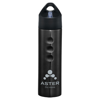 Customized Troika Stainless Sports Bottle - 25 oz