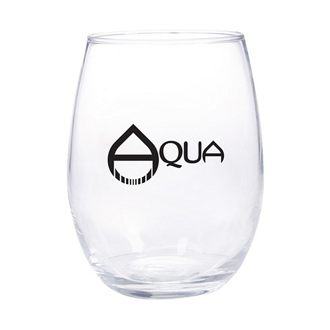 Customized Wine Glass - 15 oz