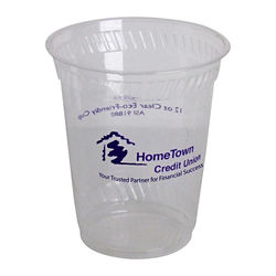 Customized Eco-Friendly Cup - 12 oz