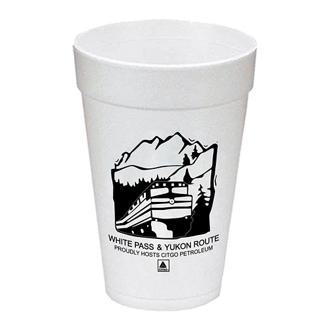 Customized Foam Cup - 16 oz