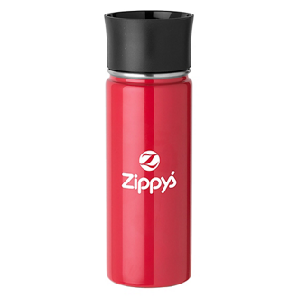 Customized Double-Walled Insulated Frank Thermos - 17 oz