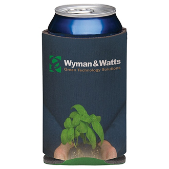 Customized KOOZIE® Eco-Friendly Collapsible Can Kooler
