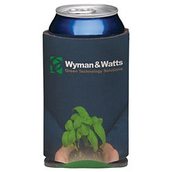 Customized KOOZIE® Full Color Eco-Friendly Collapsible Can Kooler