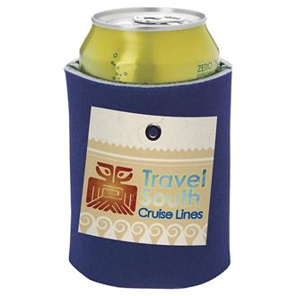 Customized KOOZIE® Dual Color Can Kooler