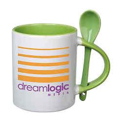 Customized 12 oz GoodValue® Spooner Mug