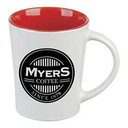 Customized 14 oz Citrus Mug