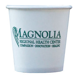 Customized 4 oz Hot/Cold Paper Cups - The 500 Line