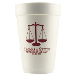 Customized 12 oz Foam Cups - The 500 Line