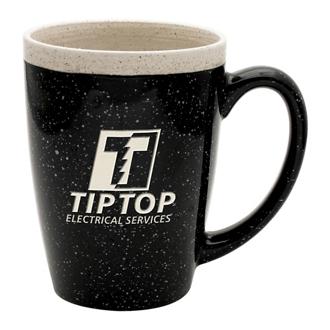 Customized Adobe Collection Ceramic Mug - Etched - 16 oz