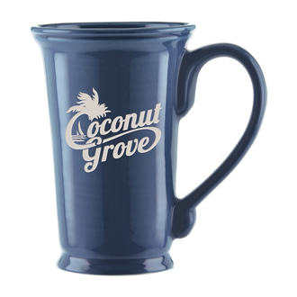 Customized Deep Etched KOFFE Series Mug - 18 oz