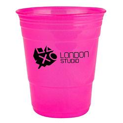 Customized Translucent Uno Cup - 16 oz