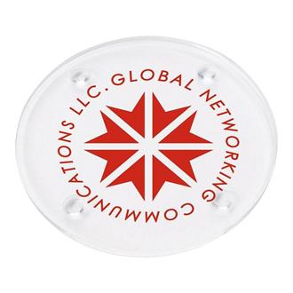 Customized Round Acrylic Coaster