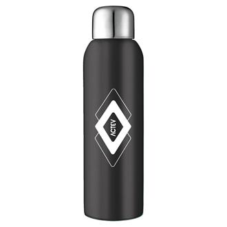 Customized Guzzle Stainless Sports Bottle - 28oz