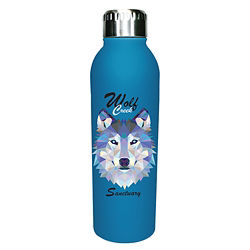 Customized Deluxe Halcyon® Bottle, Full Color Digital - 17oz
