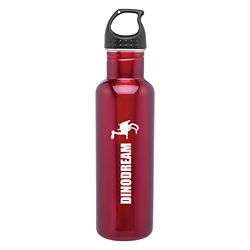 Customized H2GO® Bolt Stainless Steel Water Bottle - 24 oz