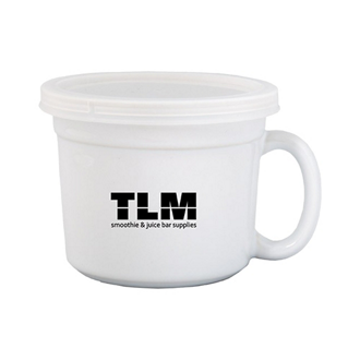 Customized Soup-Er 500 Ml. Soup Mug - 17 oz