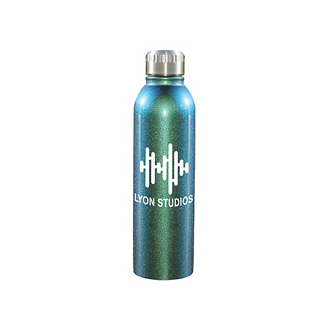 Customized Deluxe Illusion Water Bottle - 17 oz