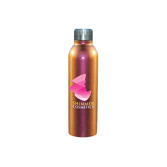 Customized Full Color Deluxe Illusion Bottle - 17 oz