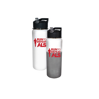 Customized Mood Stainless Steel Water Bottle - 26 oz