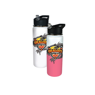 Customized Full Color Mood Stainless Steel Bottle - 26 oz