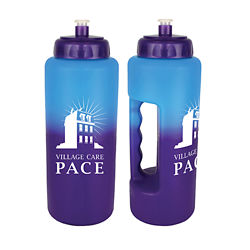 Customized 32 oz. Mood Grip Water Bottle