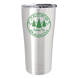 Customized 20 oz. Tervis® Stainless Steel Tumbler