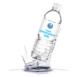 Customized 16.9 oz. Bottled Water