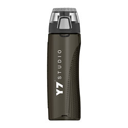 Customized 24 oz. Thermos® Hydration Bottle with Rotating Intake Meter