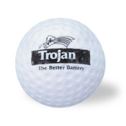 Customized Golf Ball Stress Reliever