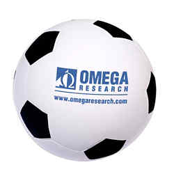 Customized Soccer Stress Reliever