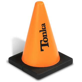 Customized Construction Cone Stress Reliever