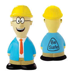 Customized Safety Talking Stress Reliever