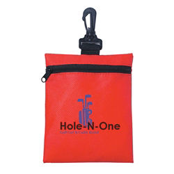 Customized Non-Woven Zippered Pouch