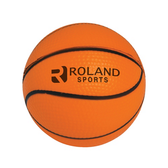 Customized Basketball Shape Stress Reliever