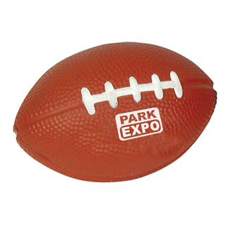 Customized Football Shape Stress Reliever