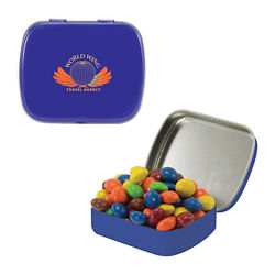 Customized Small Tin with Candy - Full Color
