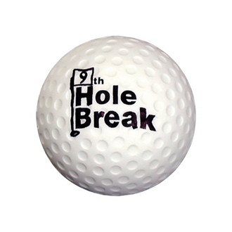 Customized Golf Ball Shape Stress Reliever